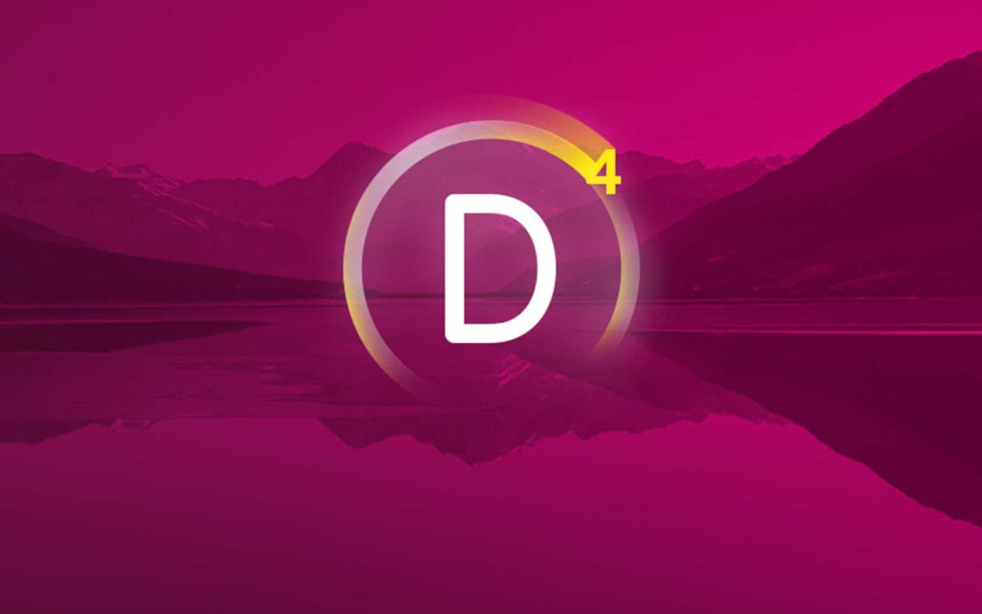 Celebrate The Launch Of Divi 4.0